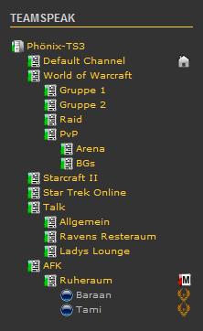 TS3-Webviewer